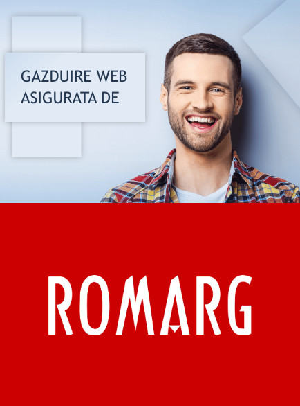 Inregistrare Domenii si Gazduire Web prin ROMARG