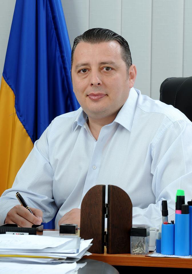 """Ştefan Florescu, preşedintele Fundaţiei """"Din Suflet, pentru Suflet"""""""